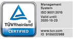 Certifiacte-ISO